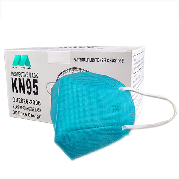 KN95 Protective Mask-Green
