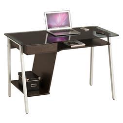 Glass Computer Desk CT-3579