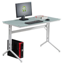 Glass Computer Desk CT-3360B