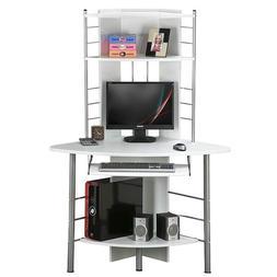 Einfacher und kompakter Computertisch B-1010