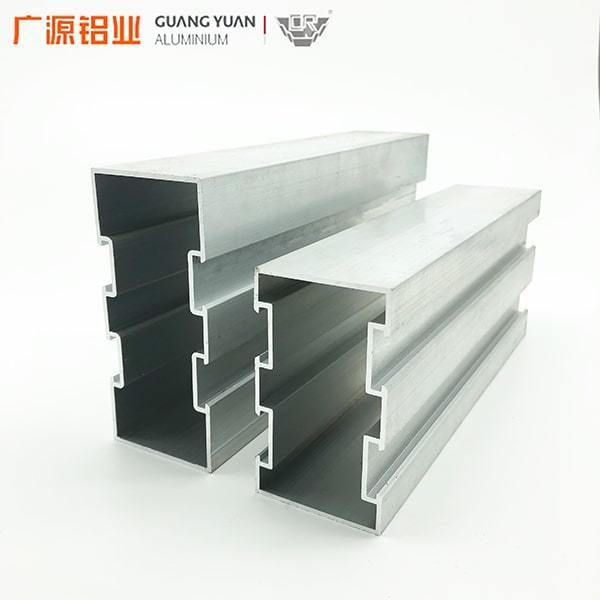 Aluminum Profile Office Partition
