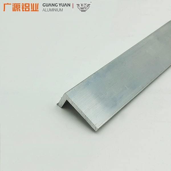 Extruded L Shape Aluminium Profile