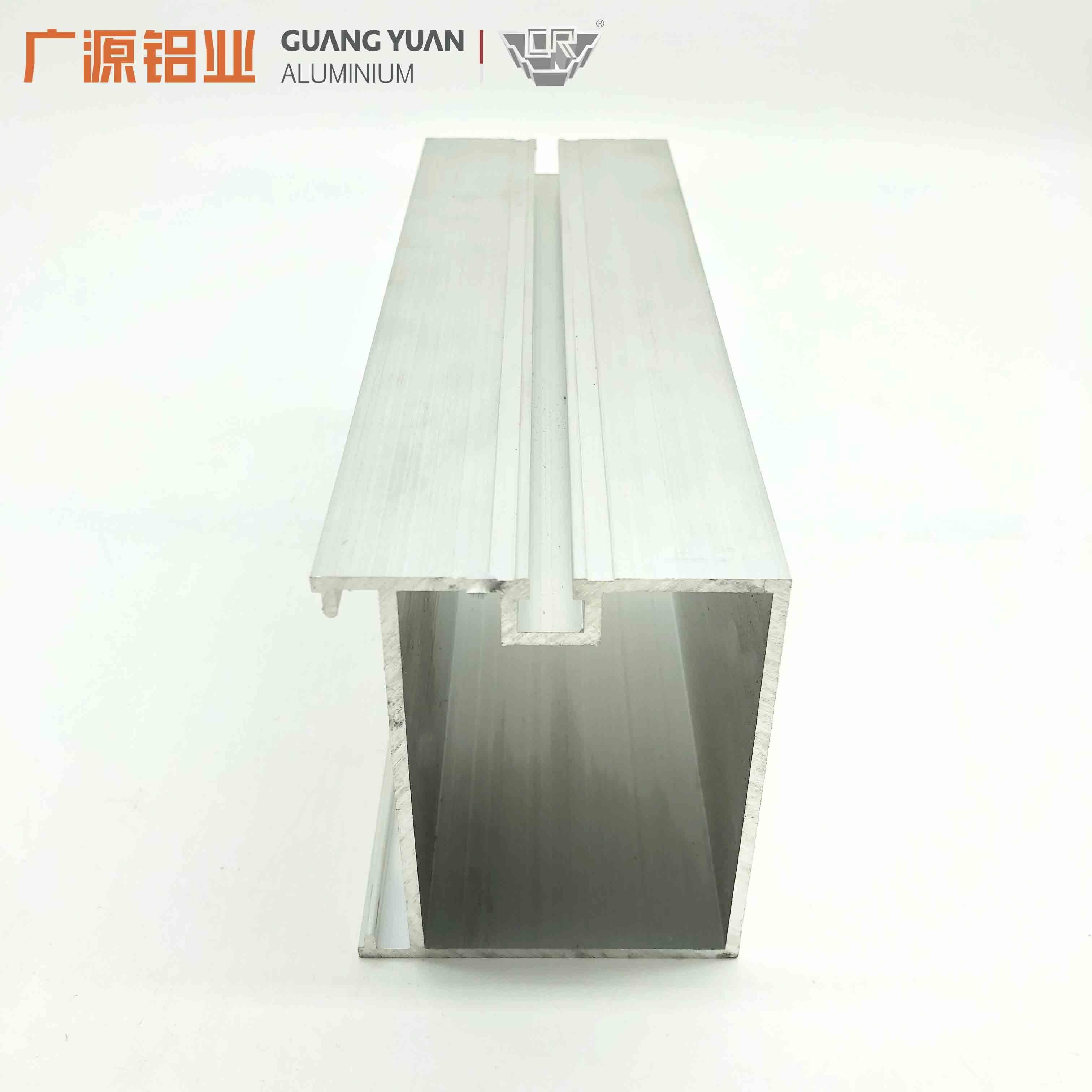 Architectural construction aluminium profile