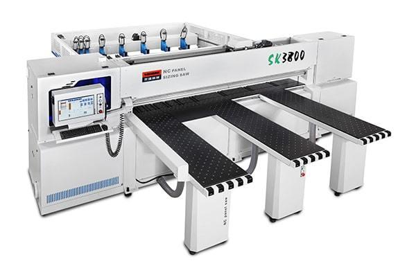 SK-3800SP CNC Panel Saw