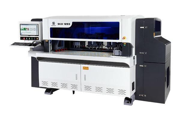 SKD-125S智能木工钻铣加工中心(五面钻)