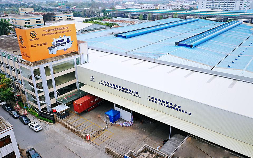 Sanzhou production base