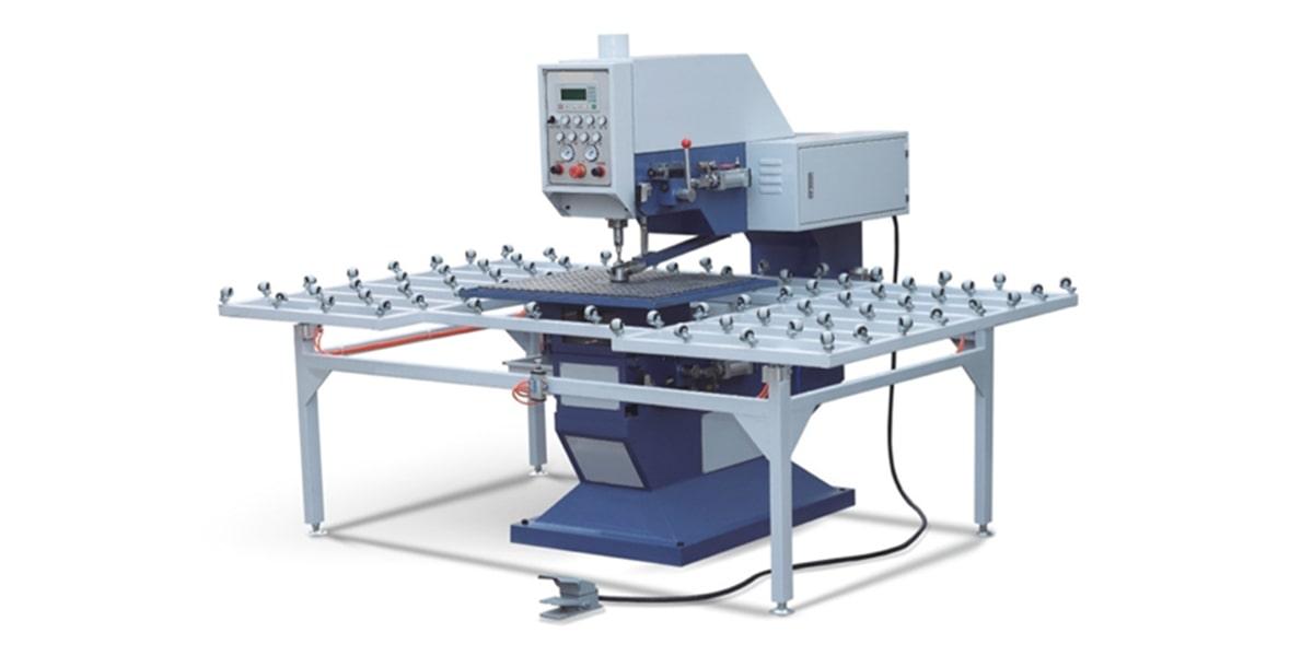 Full Automatic Glass Drilling Machine