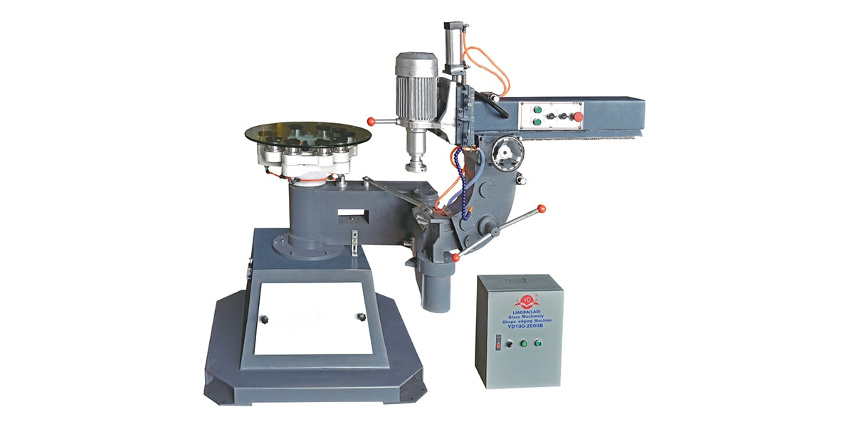 Shape Edging Machine YD100-2000B (Out and Inner Curve)