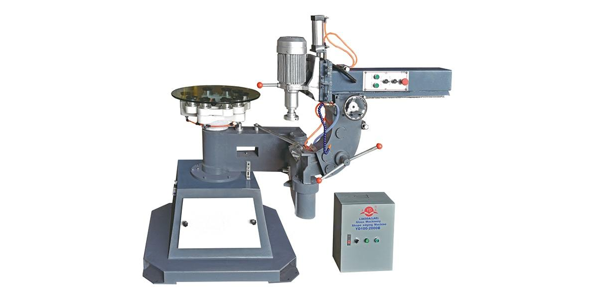 Shape Edging Machine YD100-2000 (Out Curve)