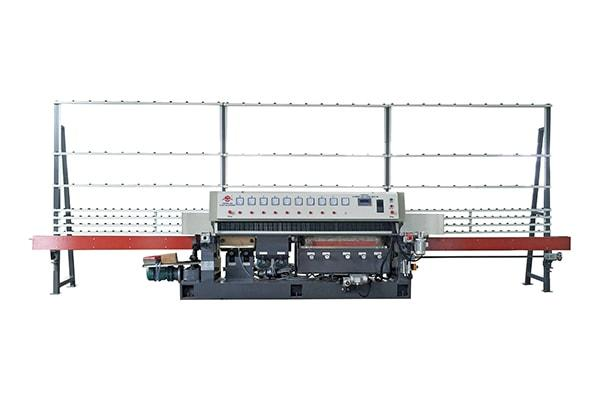 Vertical Straight-line Edging Machine With 45° Chamfer
