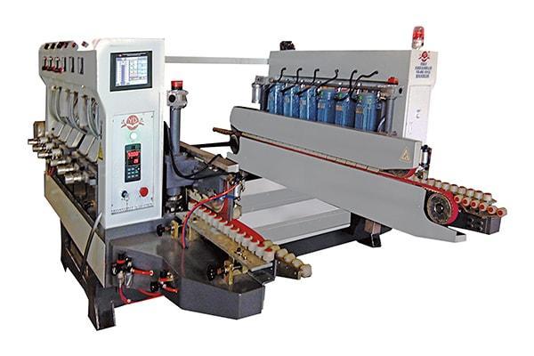 Horizontal Glass Double Edging Machine YD-DR-series