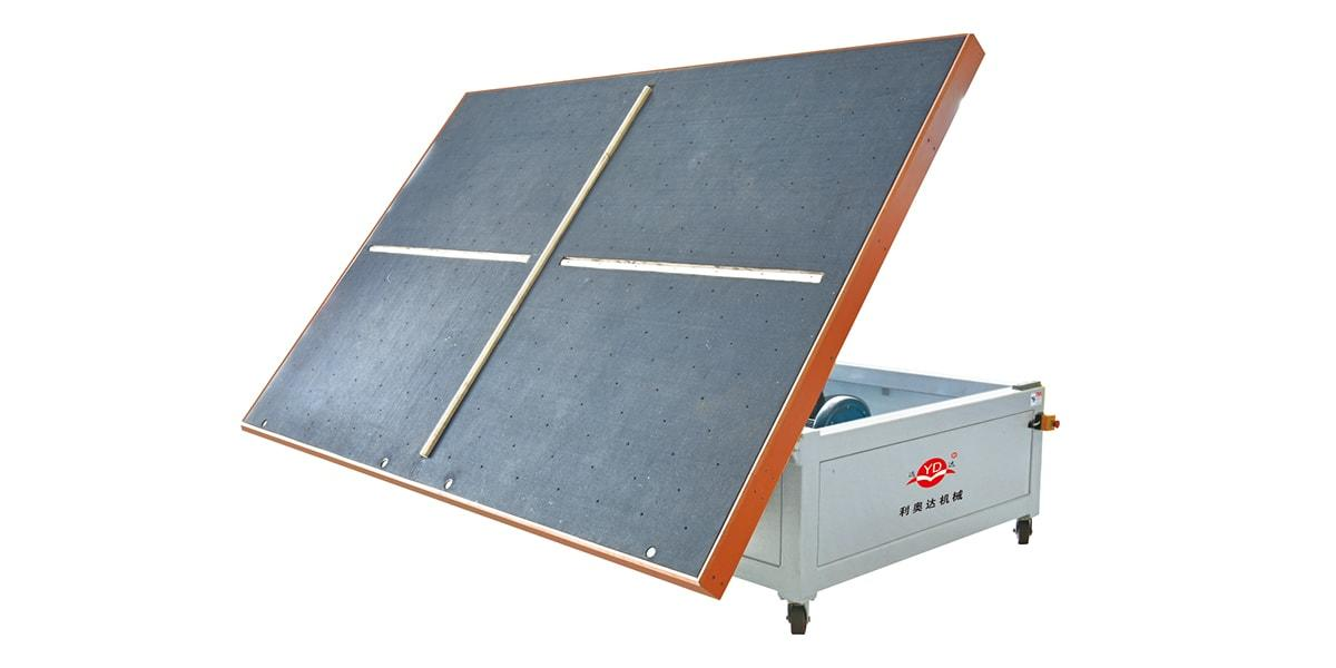 Inclined Glass Cutting Table YD-ICT Series