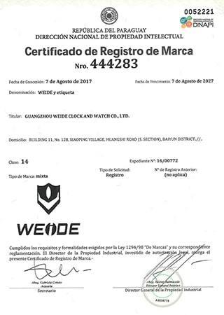 WEIDE-Paraguay