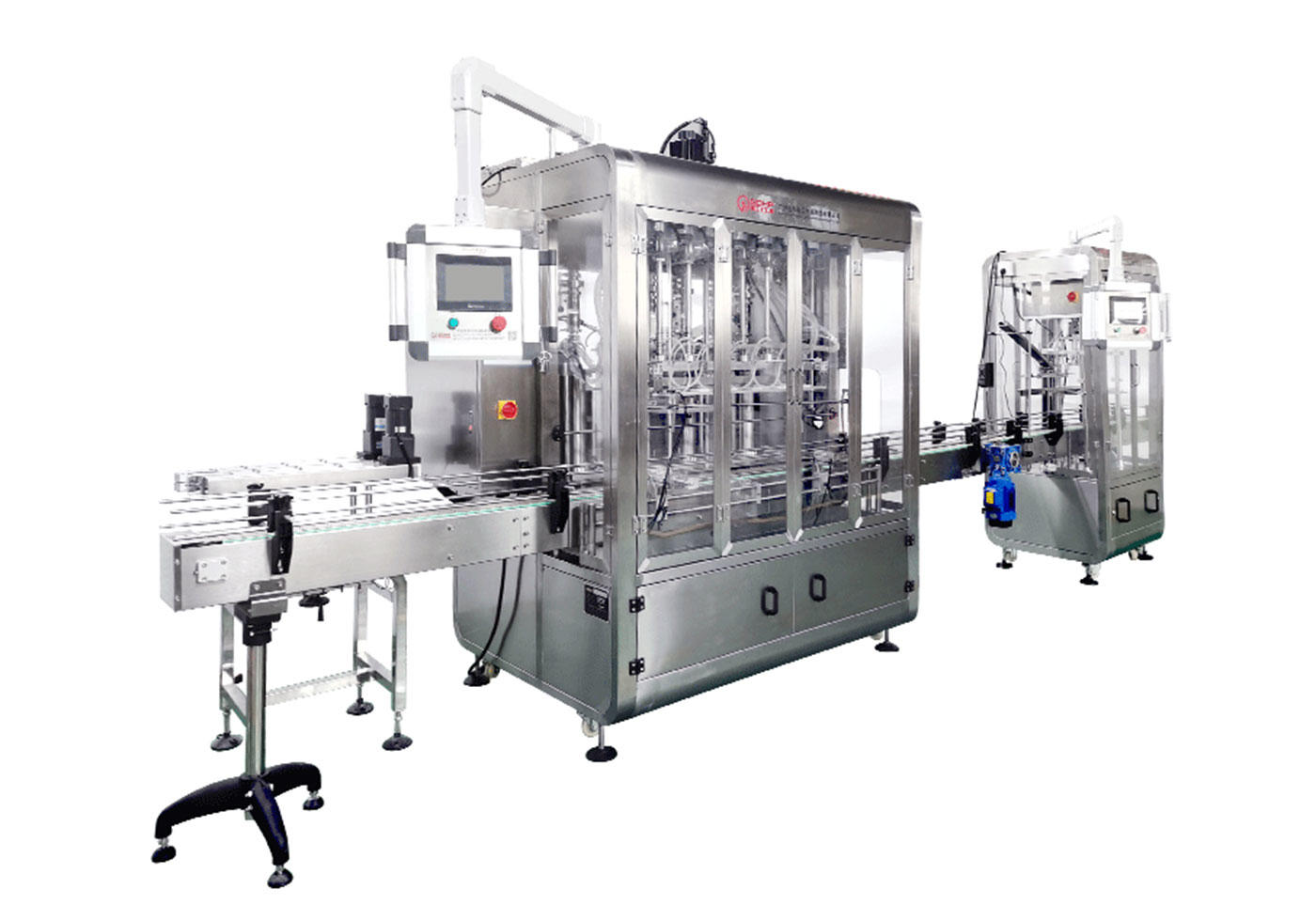 High efficiency Full Servo Filling Machine with CE certificate