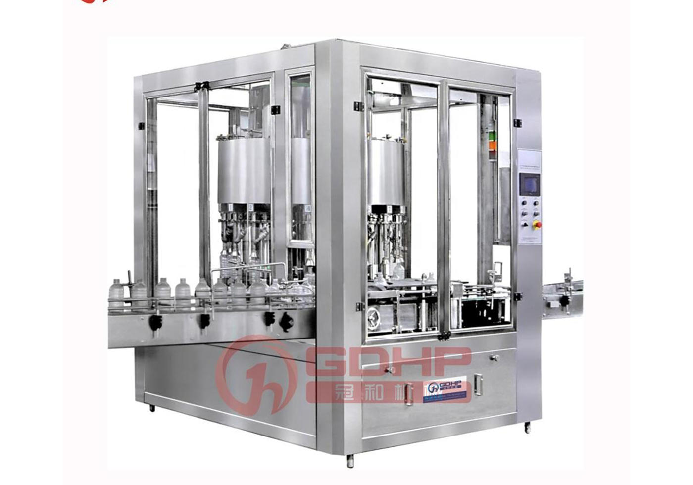 Fully Automatic High-speed Rotary Liquid Filling Machine