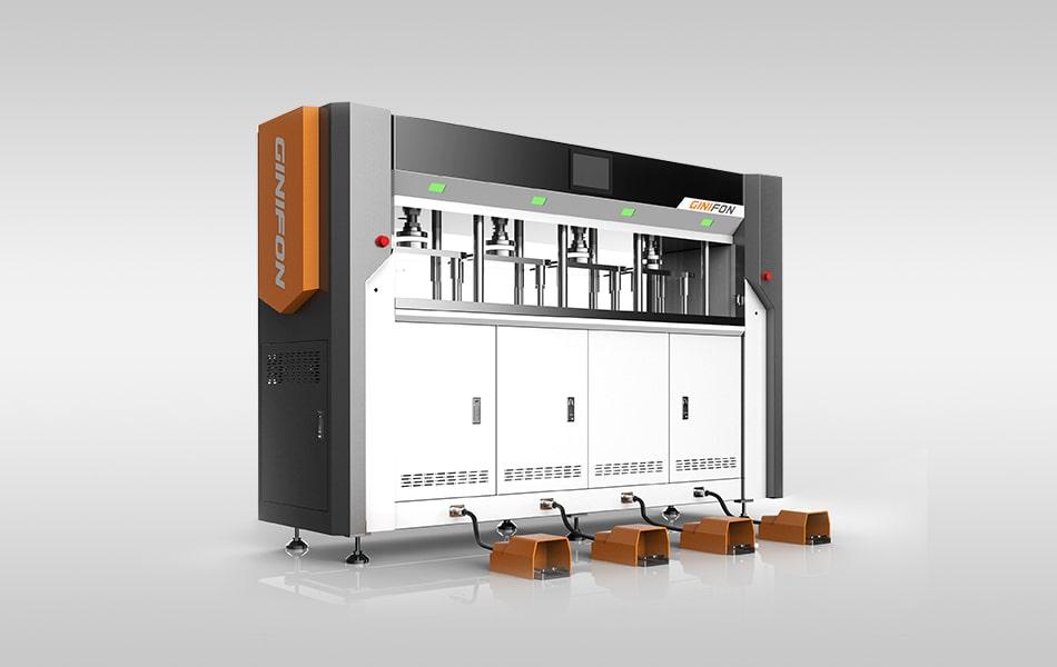 CNC Hydraulic Punching Machines